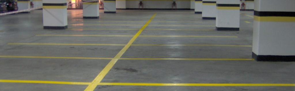 ipari betonpadló